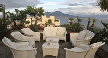Foto di Napoli pubblicata da Der Spiegel