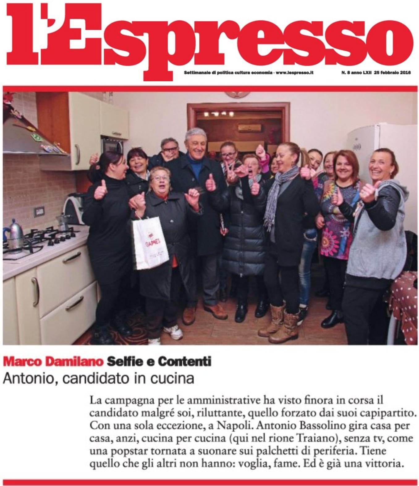 Articolo (2016.02.18) L'Espresso