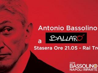 Campagna Bassolino - Banner Ballaro
