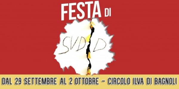 Festa SUDD - banner