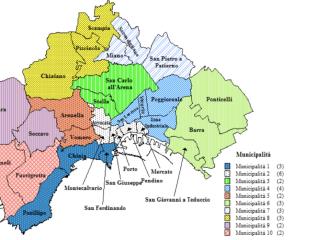 Municipalità Napoli